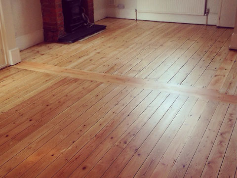 essex pine floor restoration