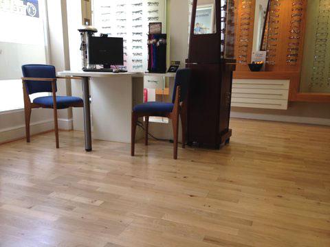 oak floor restorer essex