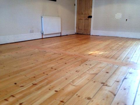 pine floor restorer essex