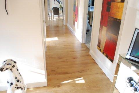 wooden floor restoration in essex