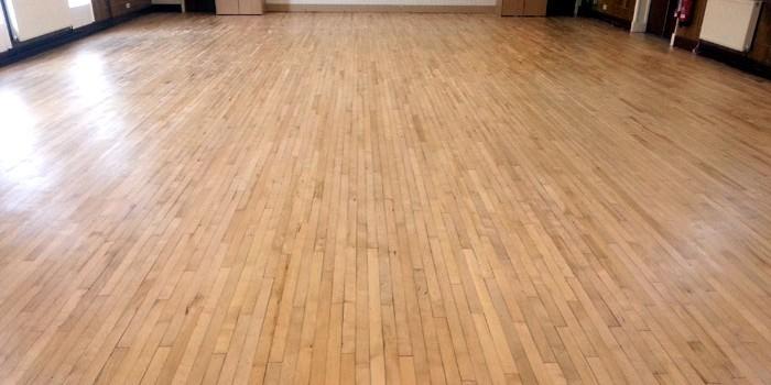 wooden flooring organisation